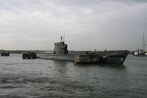 Это была лодка б 66 в тихом океане