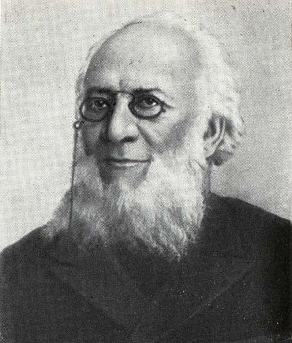 Петр Петрович Семенов Тянь-Шанский