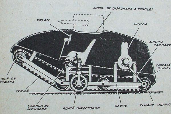 Схема «Вездехода»