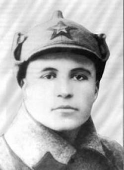 Курсант Дмитрий Лавриненко, 1938 год