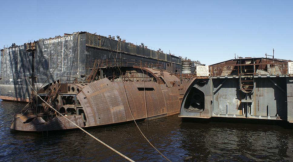 Подводные лодки проекта 949А «Антей»