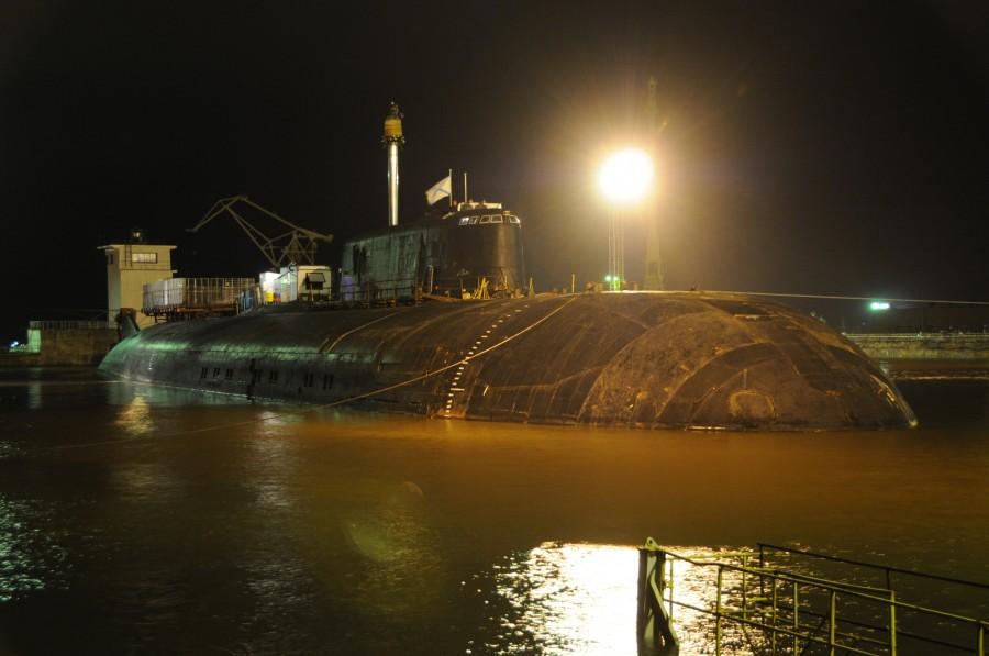 АПЛ проекта 949А «Смоленск»