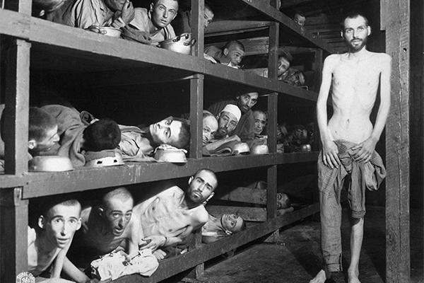 Узники Бухенвальда, 16 апреля 1945 года