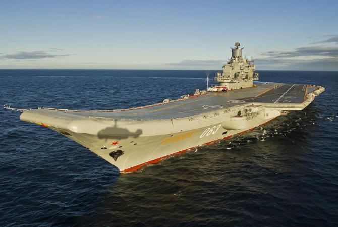 Авианосец «Адмирал флота Советского Союза Кузнецов»