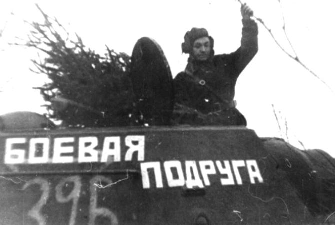Мария Октябрьская и ее «Боевая подруга»